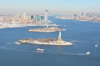 New York desde el cielo