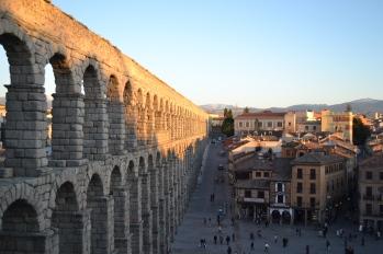 Los acueductos de Segovia